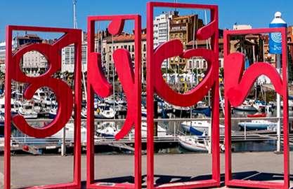 Avilés - Cudillero - Gijón - Bilbao