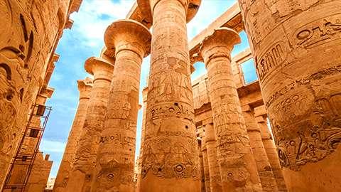 El Cairo - Luxor