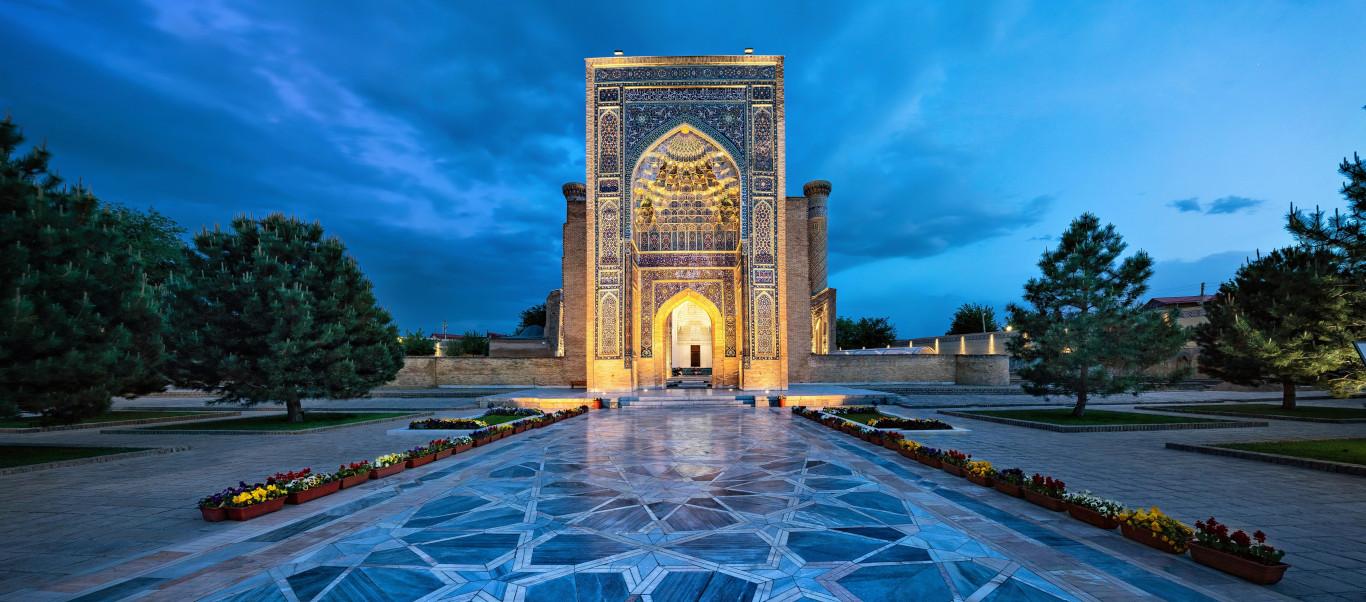 Uzbekistán, ruta de la seda