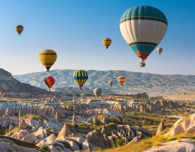 Turquía & Capadocia II