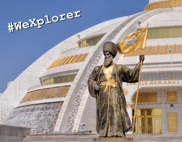 Uzbekistán & Turkmenistan
