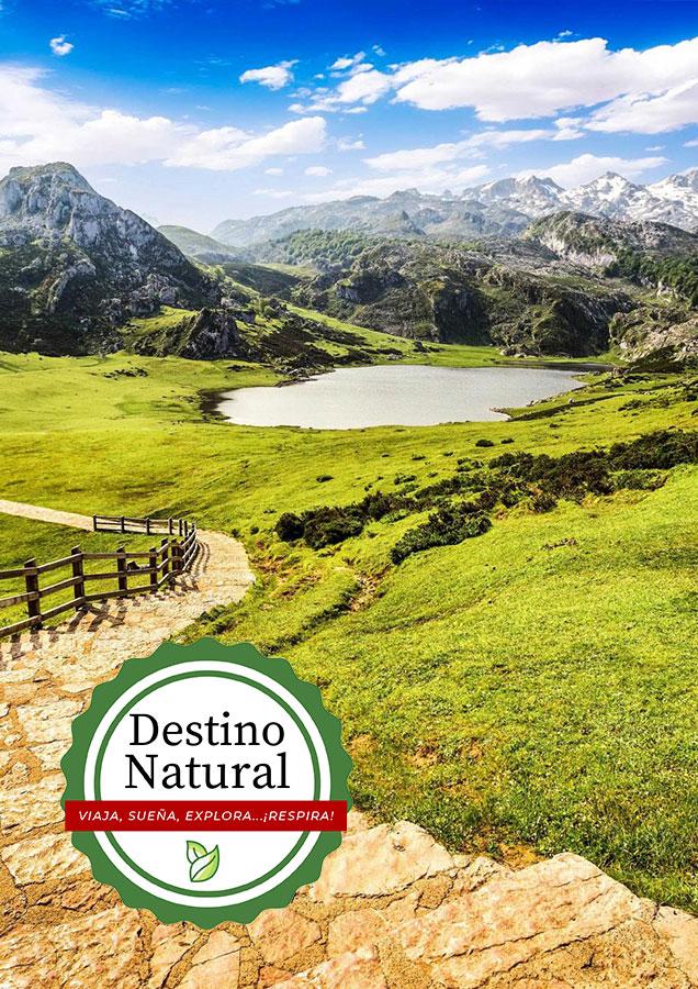 P.N. Picos de Europa, ruta circular Lagos de Covadonga