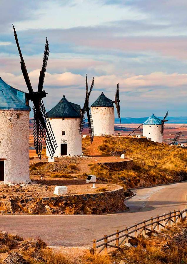 Ruta del Quijote II