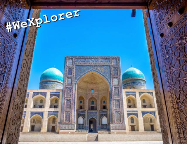 Uzbekistan, la Ruta de la Seda