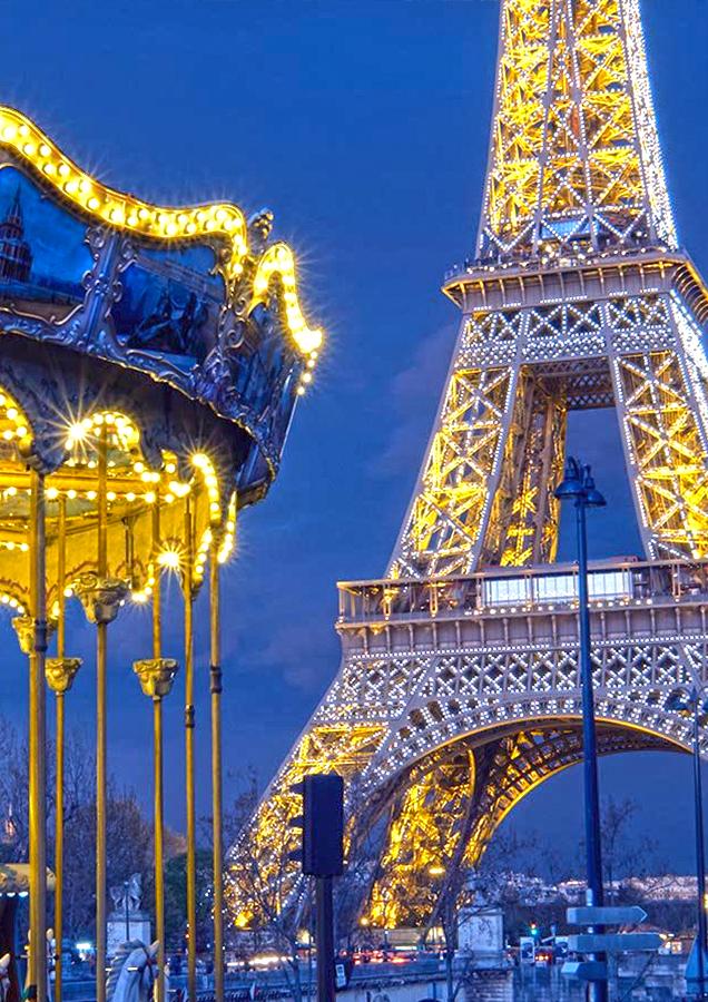 París & Disney