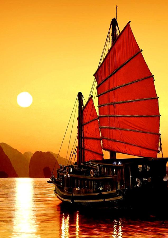 Vietnam + Mekong